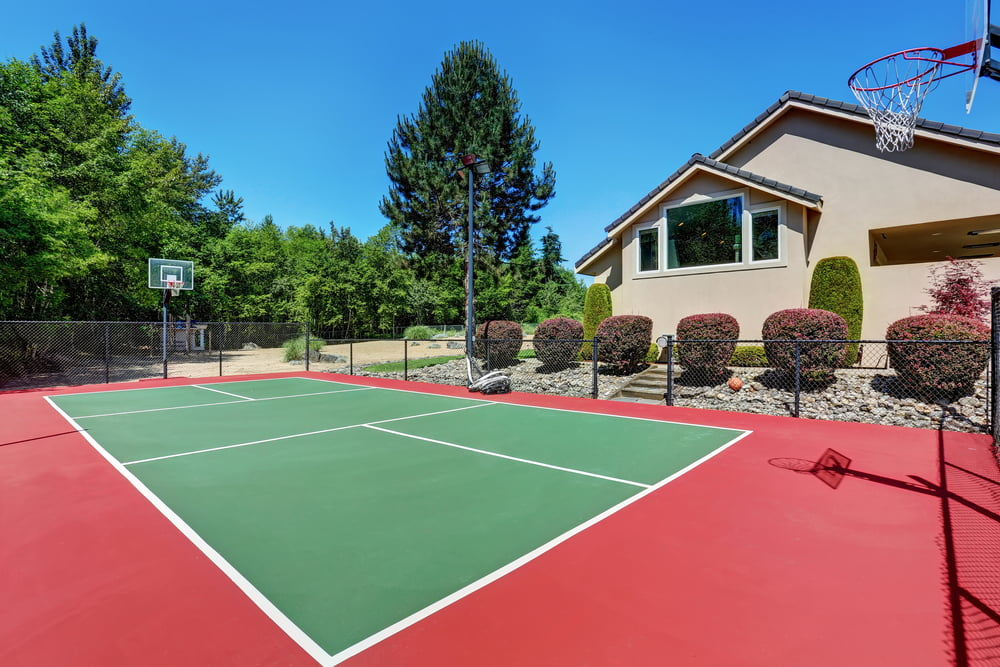 court investment property value
