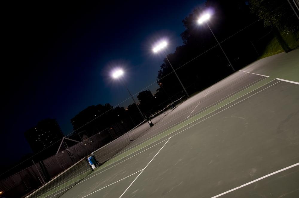 tennis court budget maintenance